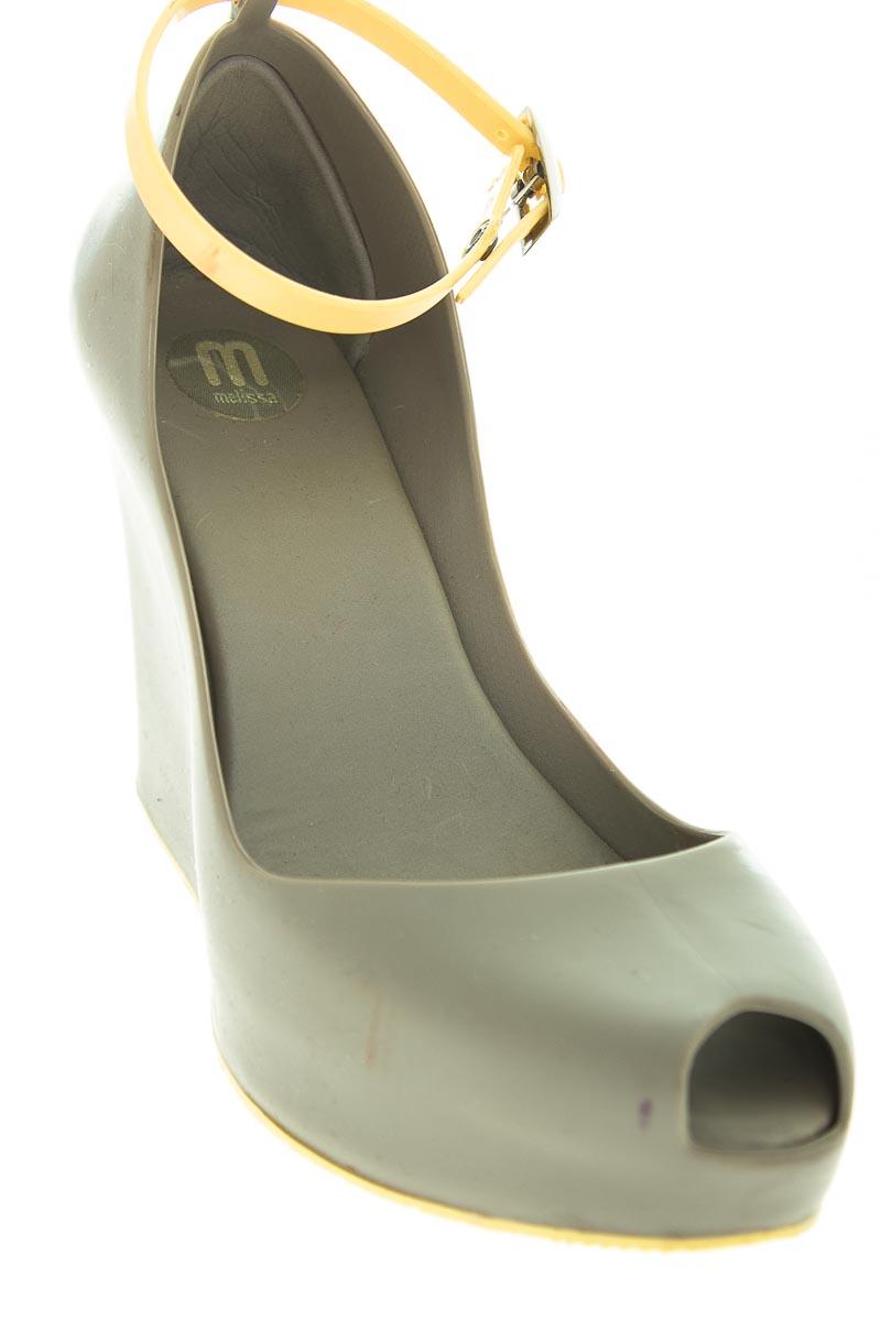 Zapatos color Gris - Melissa