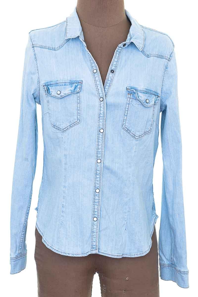 Blusa color Azul - H&M
