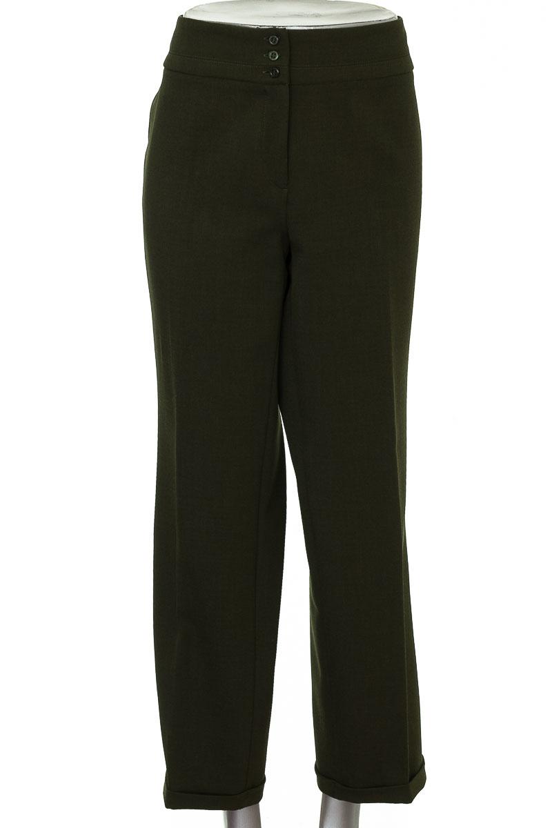 Pantalón Casual color Verde - Pat Primo