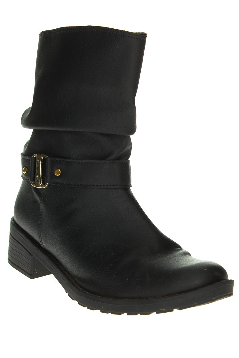 Zapatos color Negro - Fiorenzi