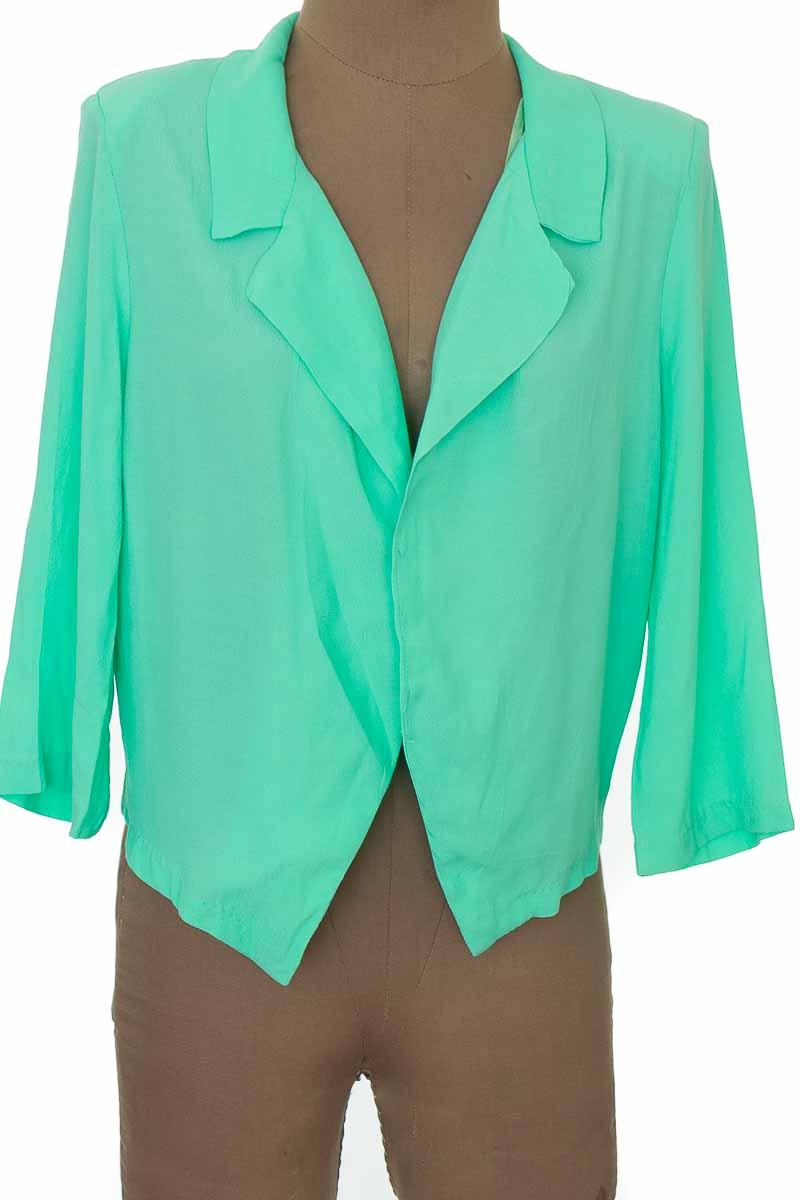 Blusa color Verde - Cotton On