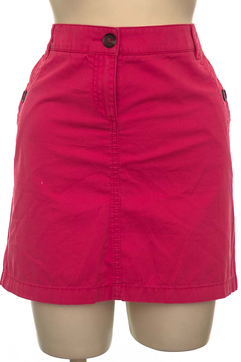 Falda color Rosado - Esprit