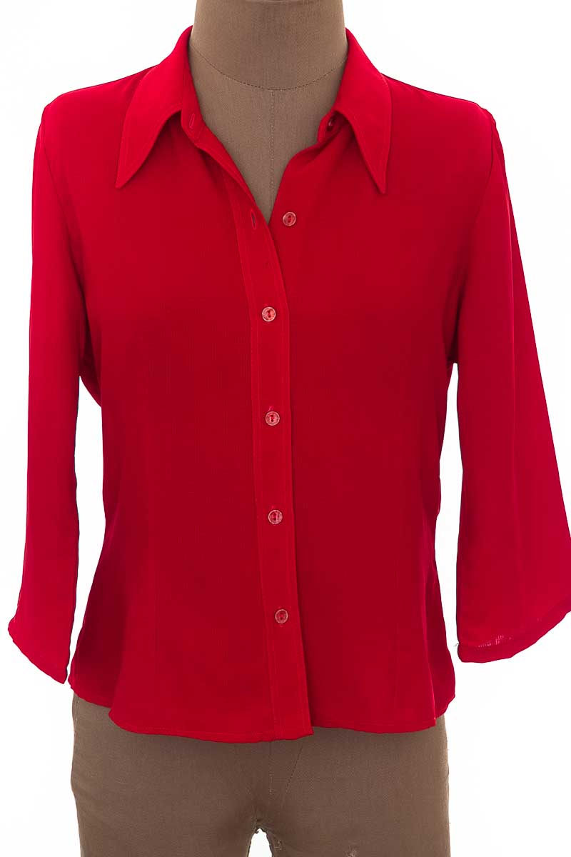 Blusa Formal color Rojo - Tempus