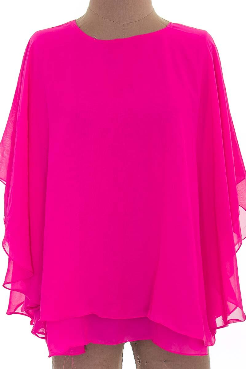 Blusa color Fucsia - Closeando