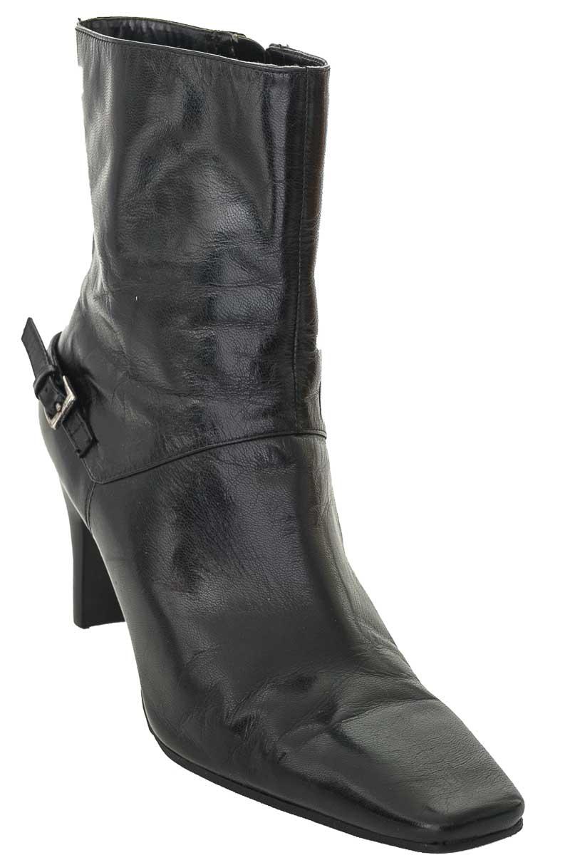 Zapatos Botín color Negro - Nine West