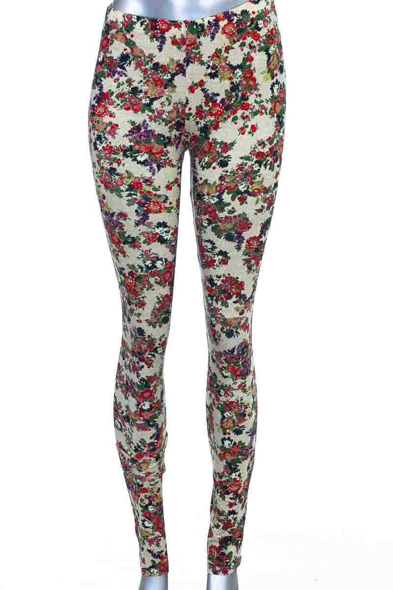 Pantalón Casual color Beige - Pull & Bear