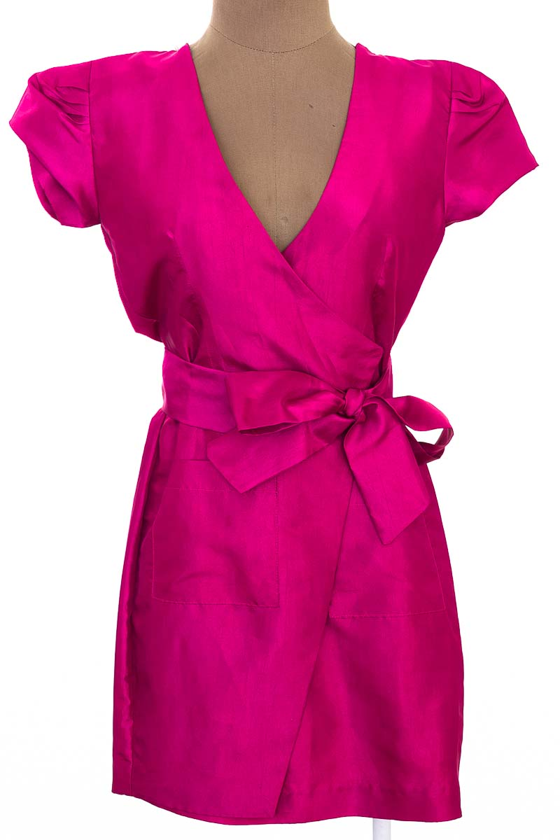 Vestido / Enterizo Fiesta color Fucsia - Closeando