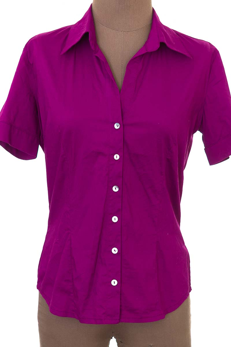 Blusa color Morado - TOP ONE