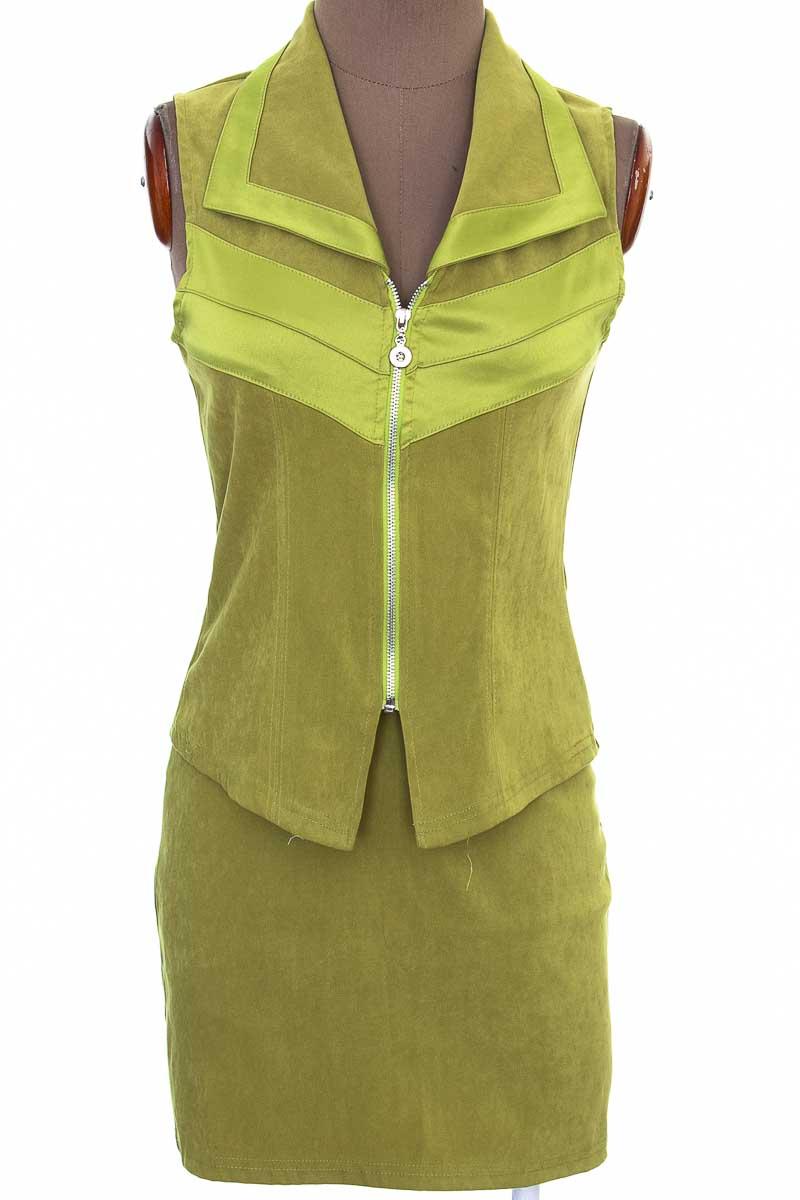 Conjunto Conjunto de Falda color Verde - Event