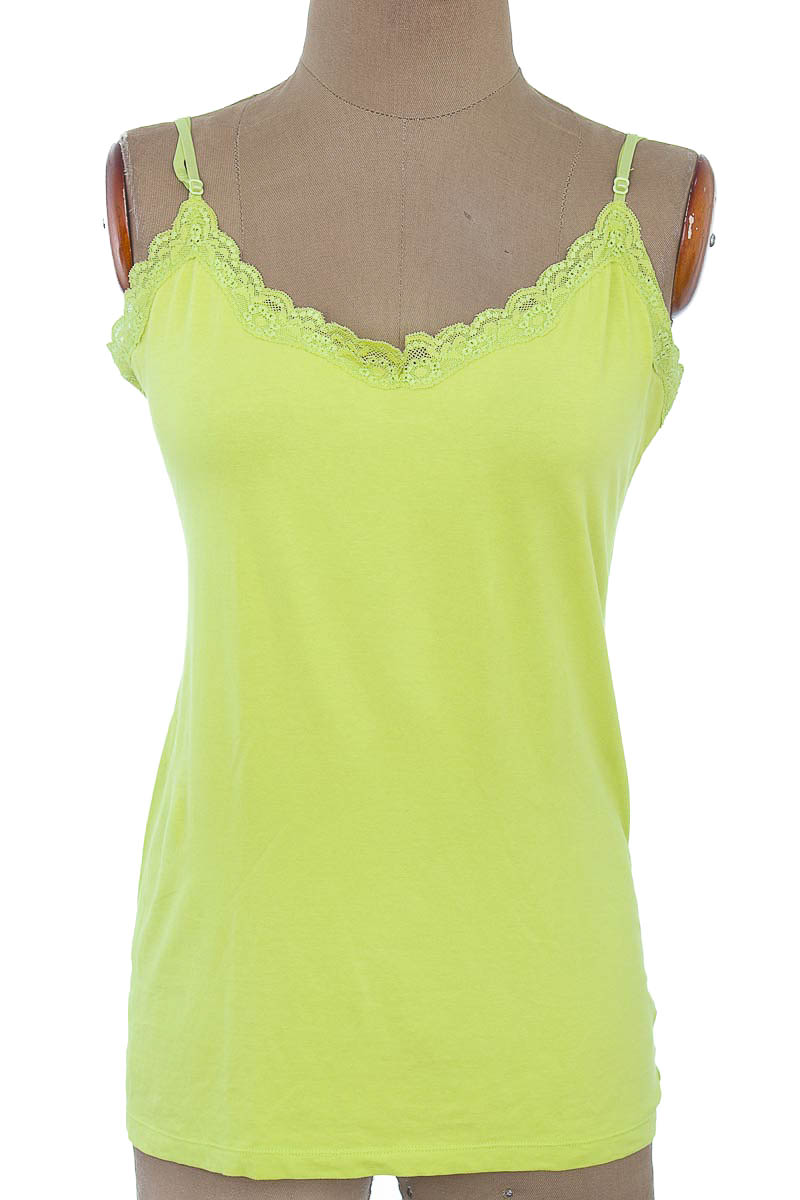 Top / Camiseta color Verde - Old Navy