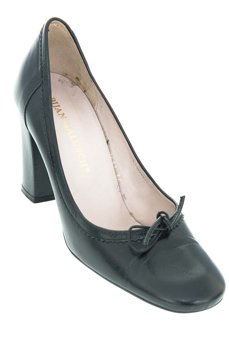 Zapatos Tacón color Negro - Bijan Kalusch