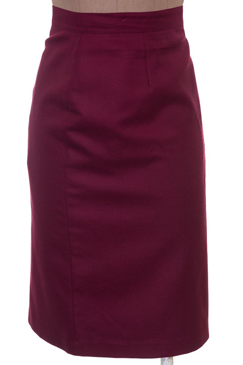 Falda color Vinotinto - Galleris
