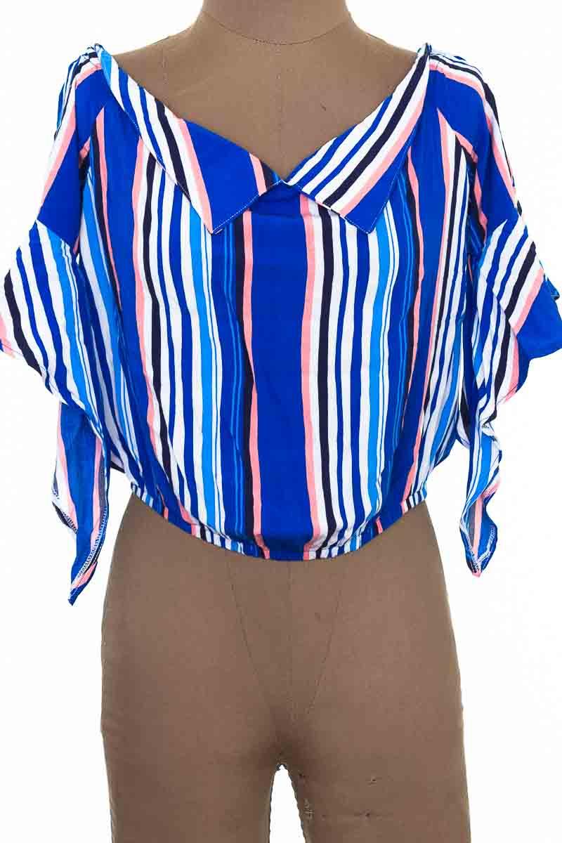 Blusa color Azul - Dalce