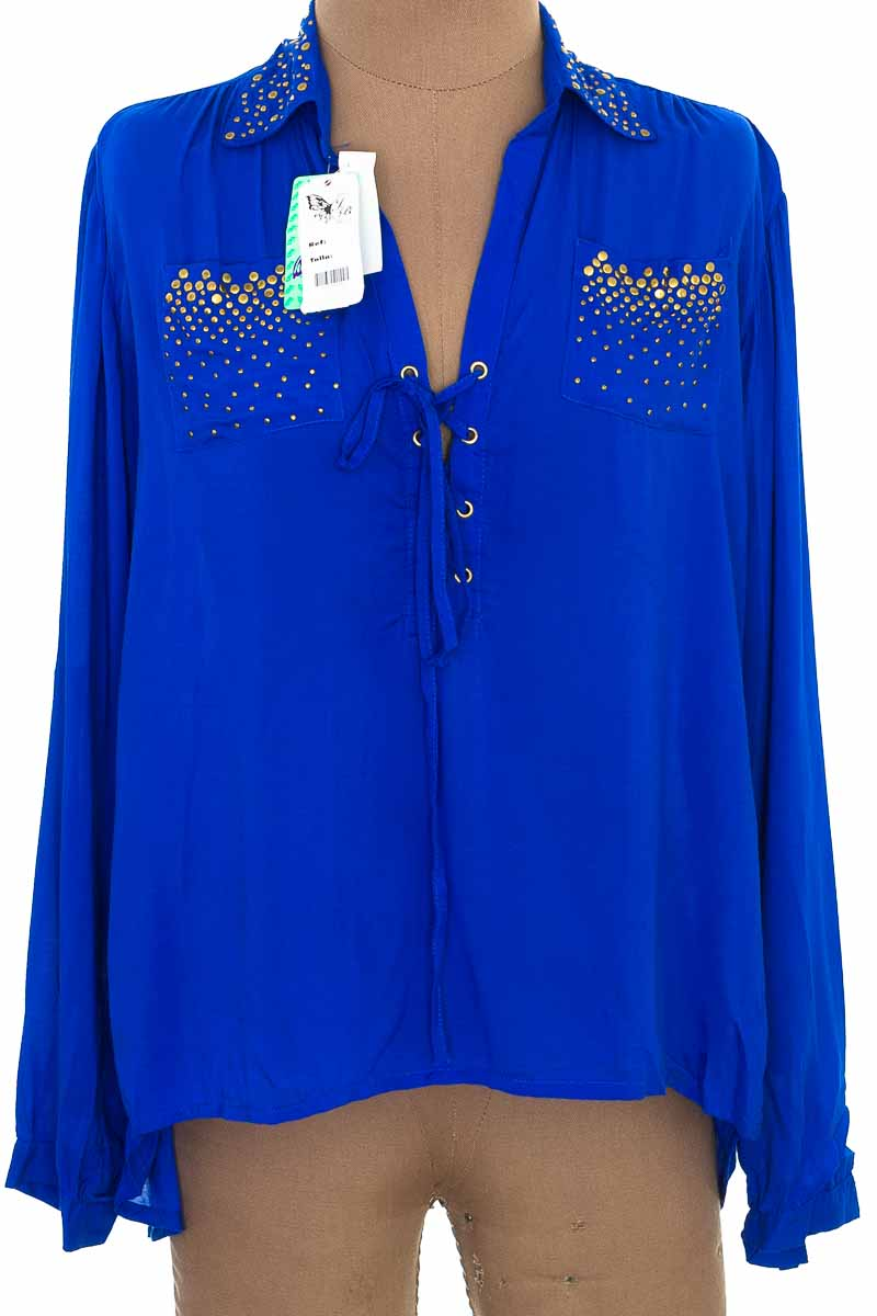 Blusa color Azul - J&B