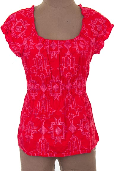 Blusa color Rojo - B. Young