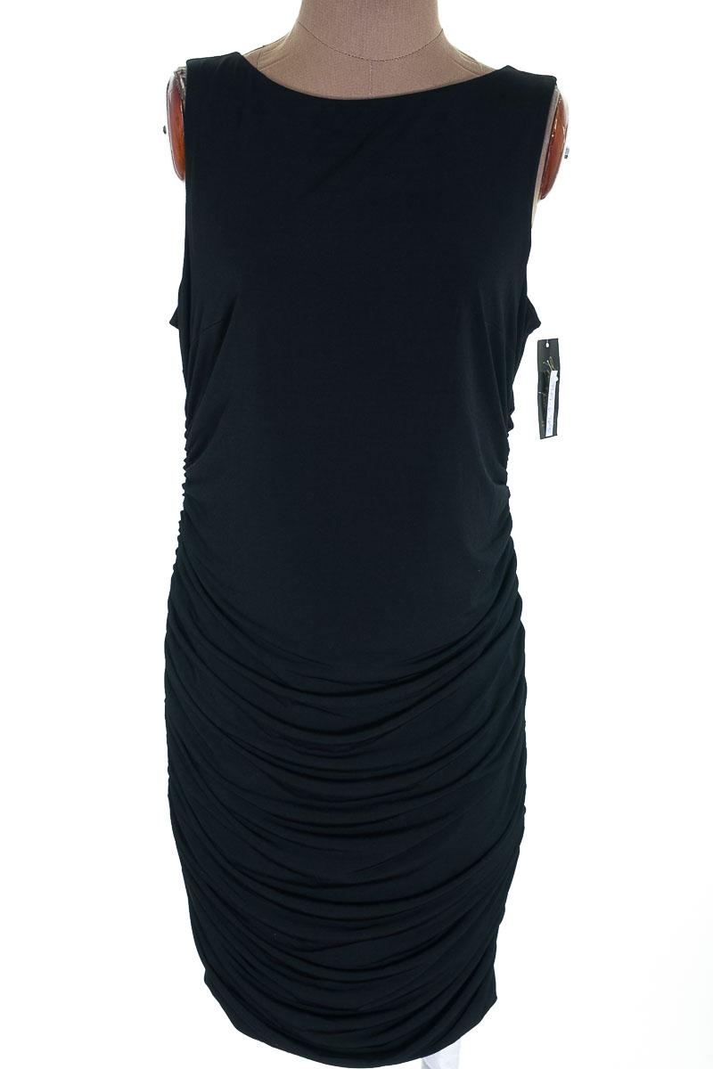 Vestido / Enterizo Fiesta color Negro - Thalia Sodi