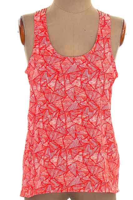 Top / Camiseta color Naranja - Valentine