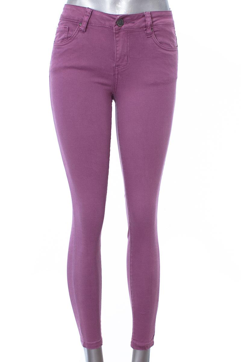 Pantalón color Morado - Bonage