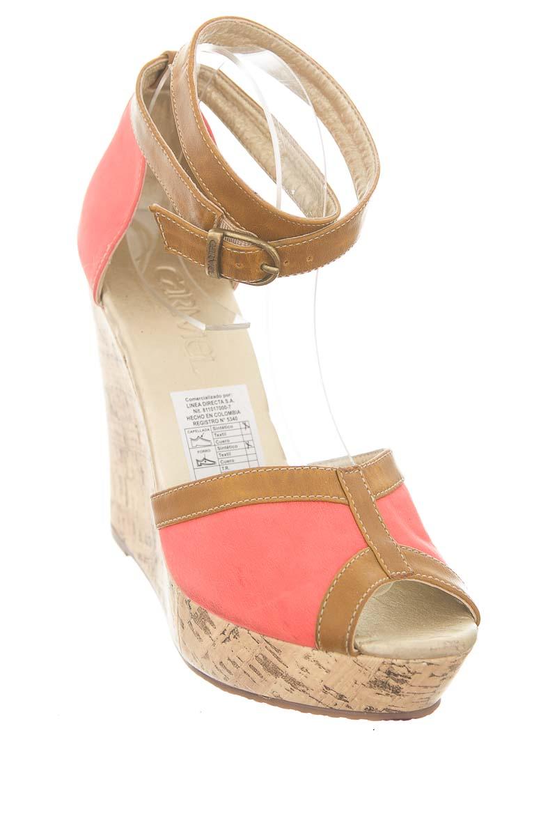 Zapatos color Curuba - Carmel