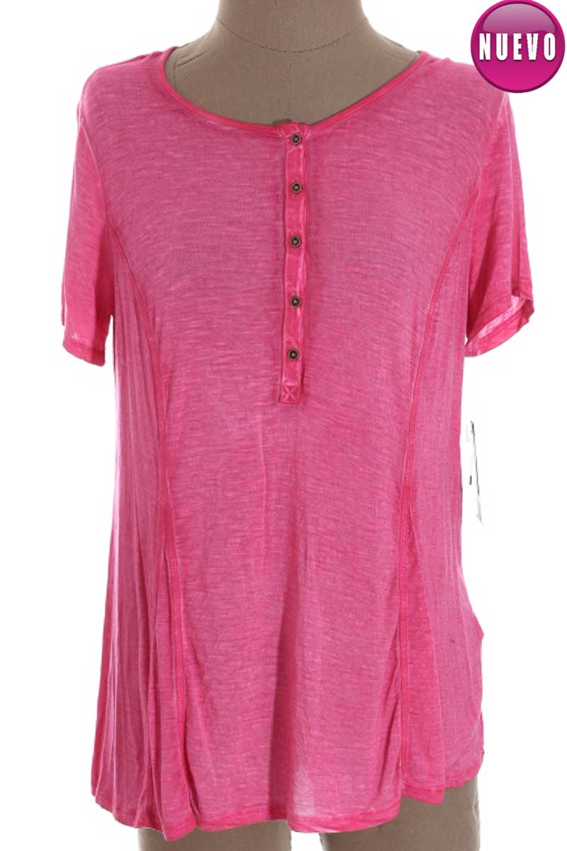 Top / Camiseta color Rosado - Bass