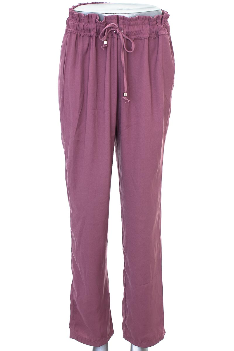 Pantalón color Lila - YOURBAN