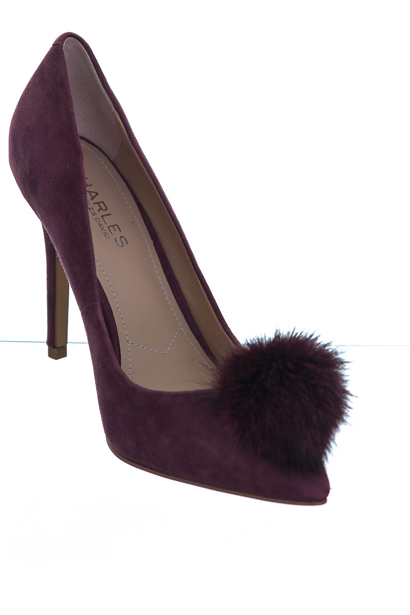 Zapatos color Morado - Charles by charles david