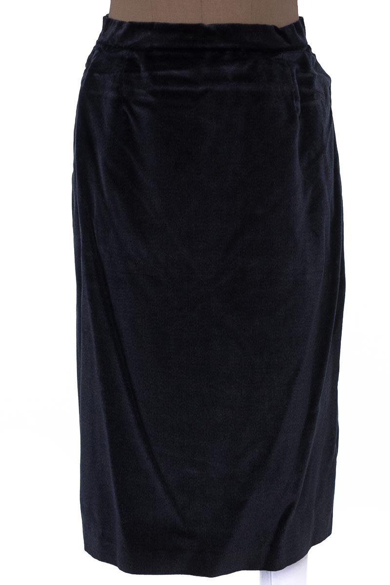 Falda Elegante color Azul - Closeando