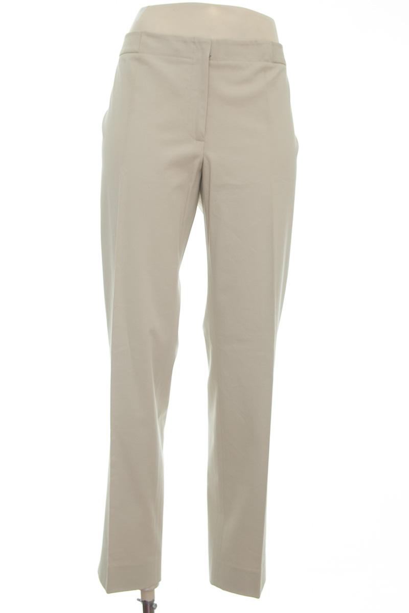 Pantalón color Beige - Lafayette 148