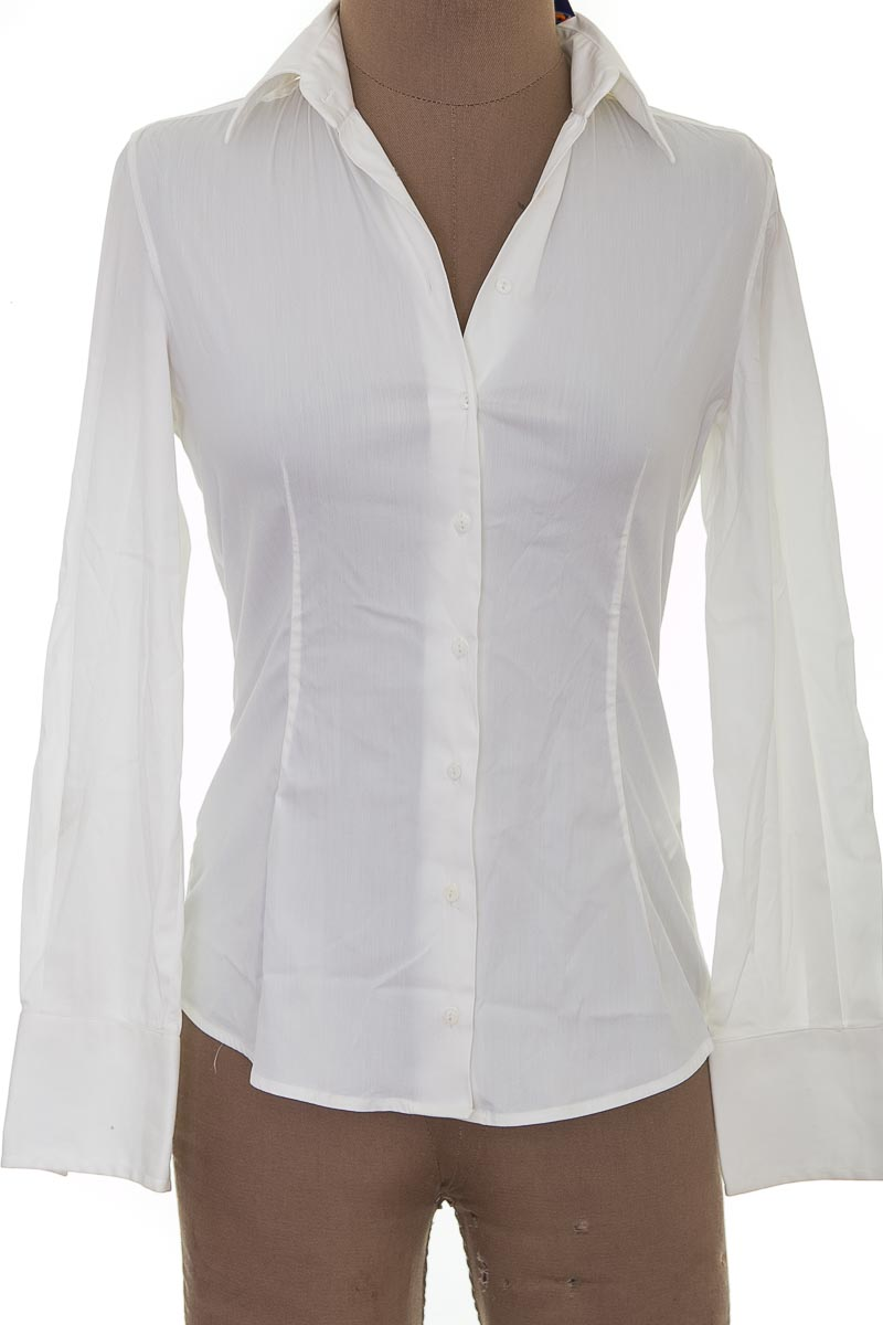Blusa color Blanco - Zara