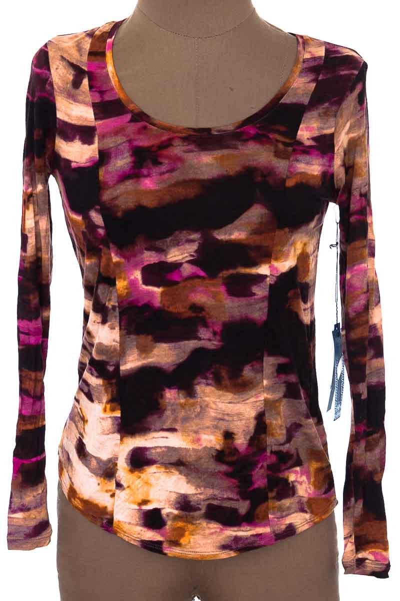 Blusa color Estampado - Simply Vera