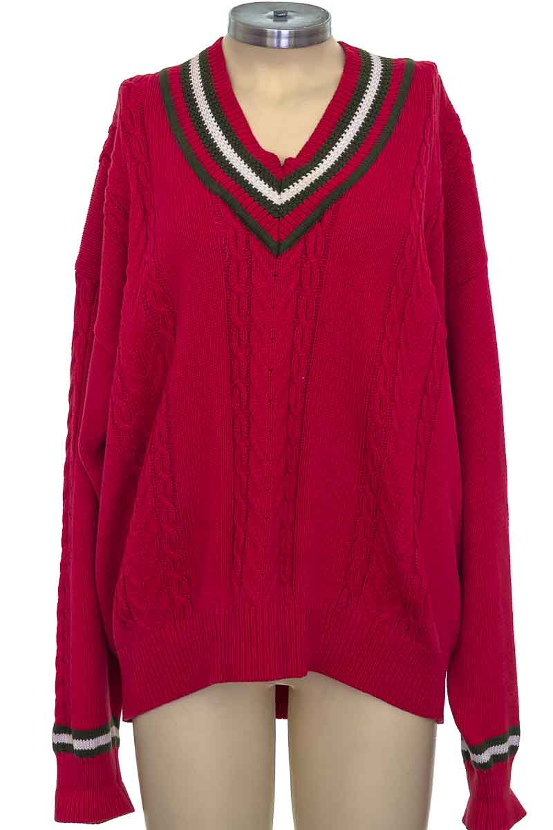 Sweater color Rojo - Claiborne