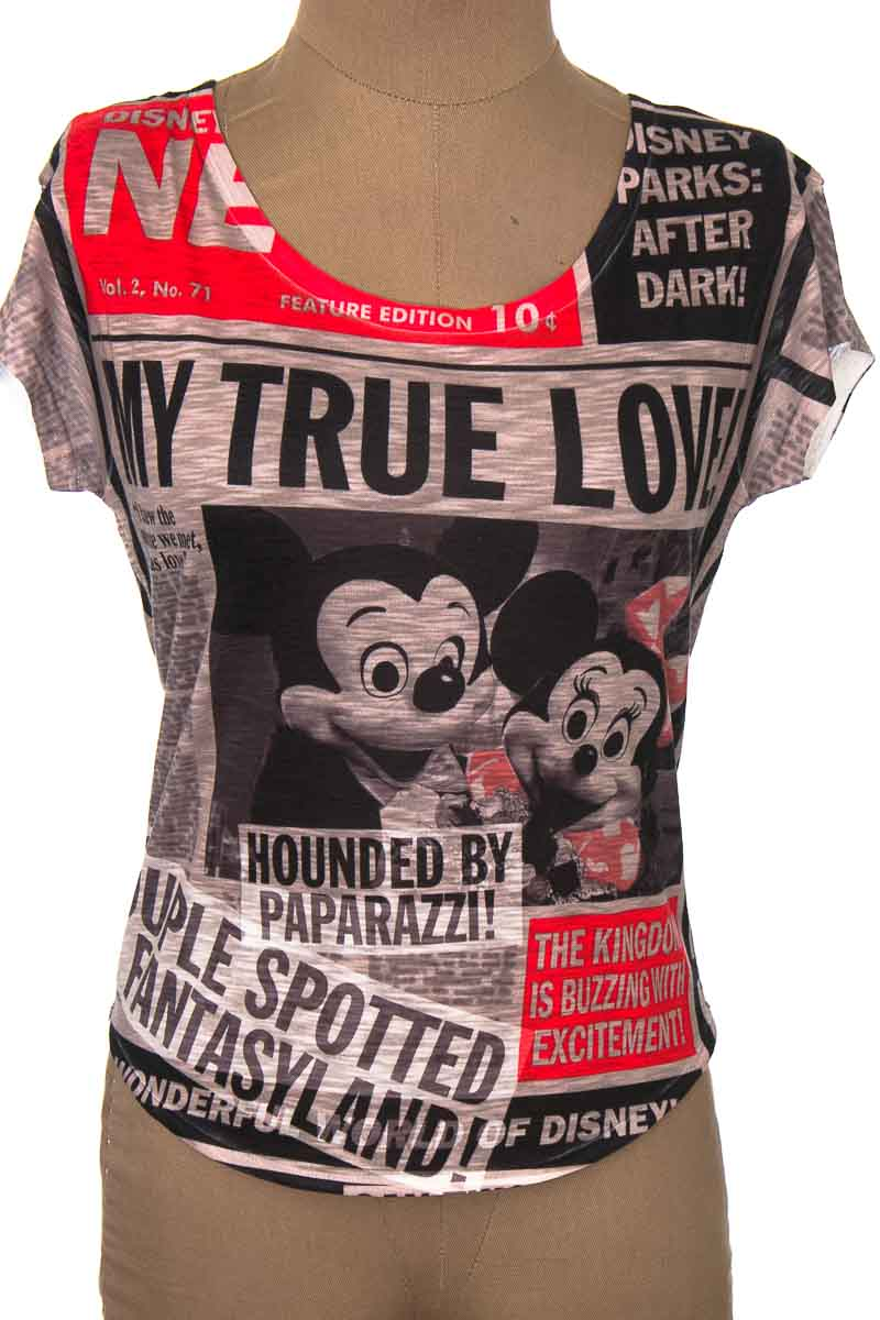 Top / Camiseta color Beige - Disney
