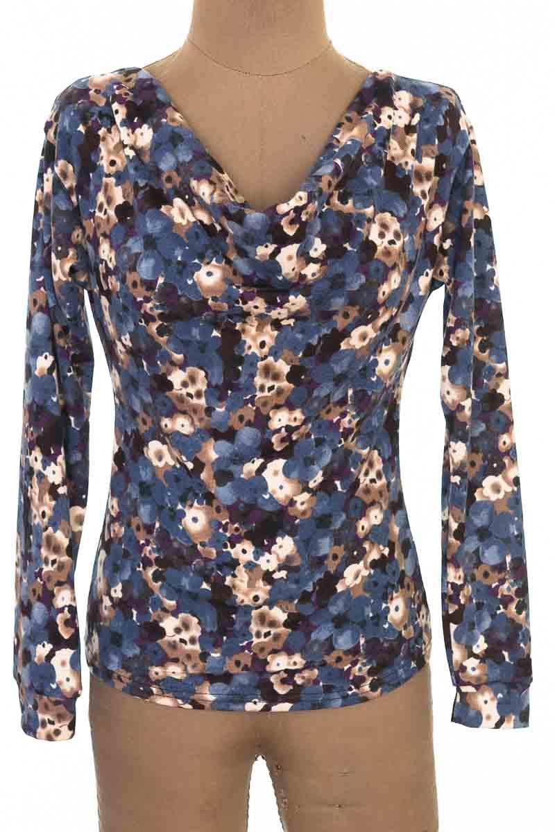 Blusa color Azul - N-EN