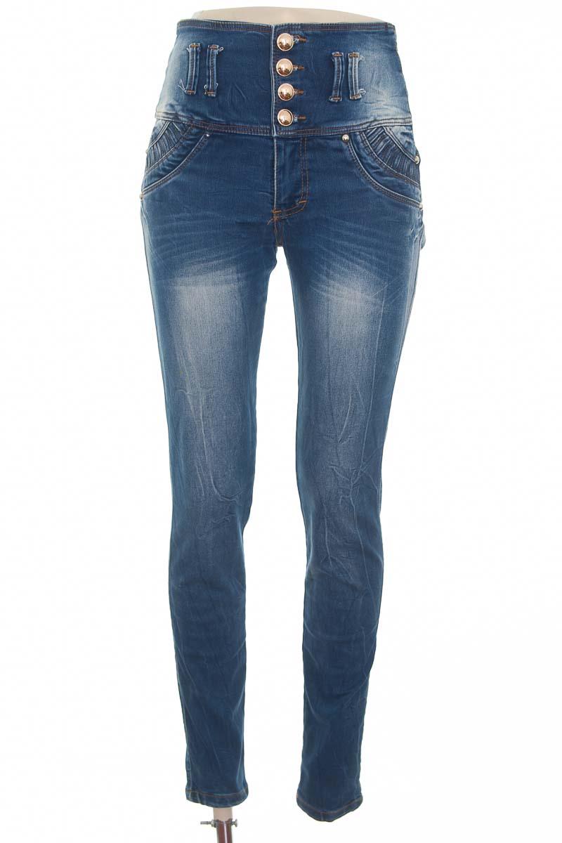 Pantalón color Azul - Gios
