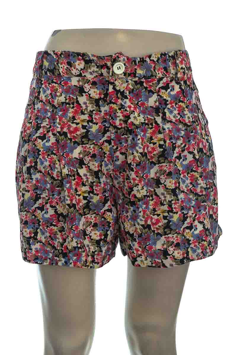 Short color Estampado - Fashion Web