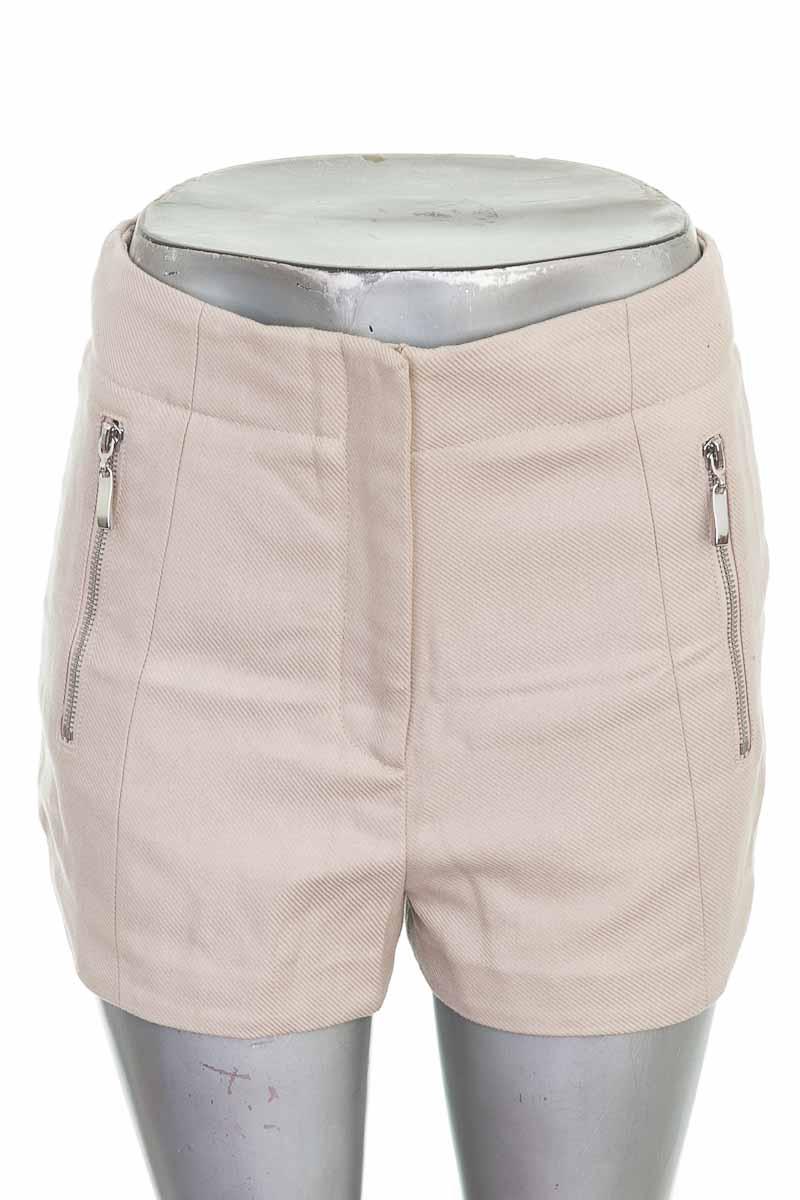 Short Casual color Beige - Topshop