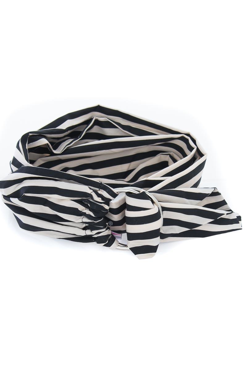 Accesorios Bufanda color Negro - Closeando