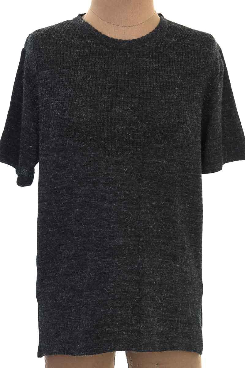 Sweater color Negro - Todolana