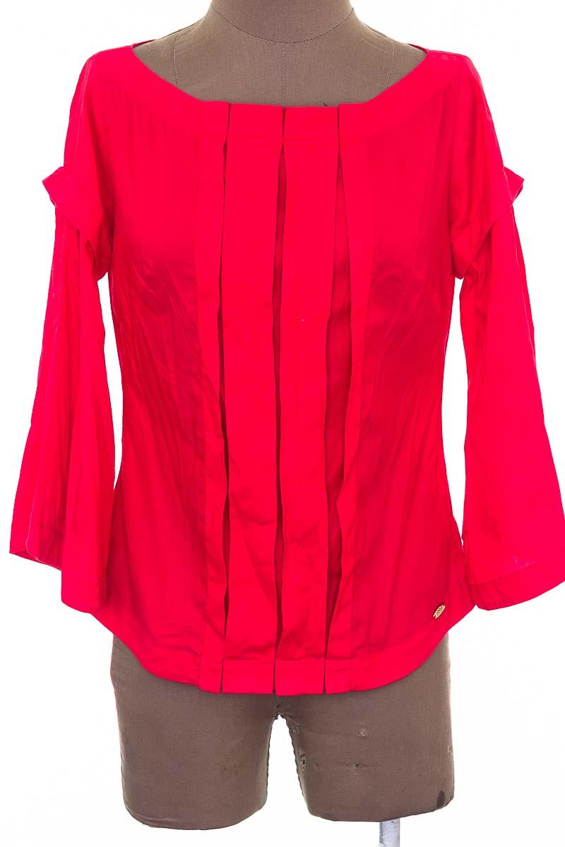 Blusa color Rojo - Ebba