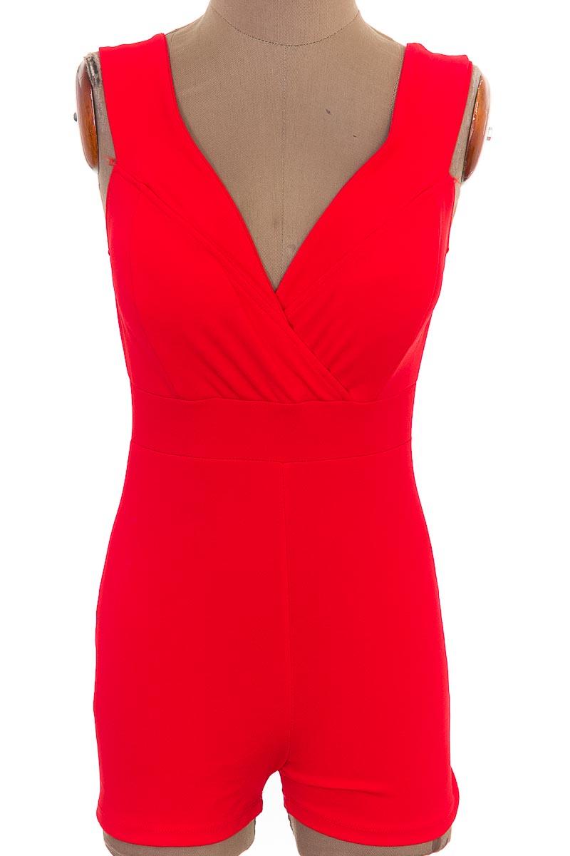 Vestido / Enterizo Enterizo color Rojo - Closeando