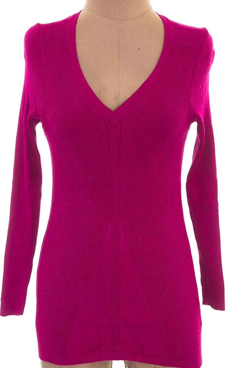 Sweater color Morado - DKNY