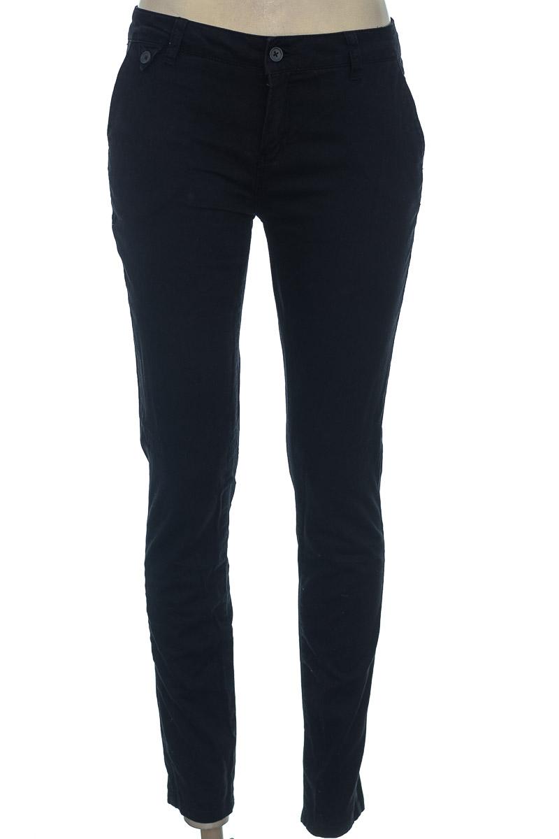 Pantalón color Negro - Gef