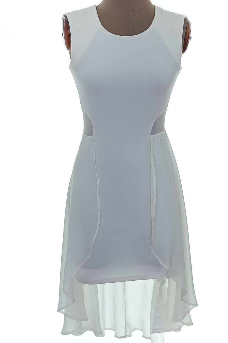 Vestido / Enterizo color Blanco - Material Girl
