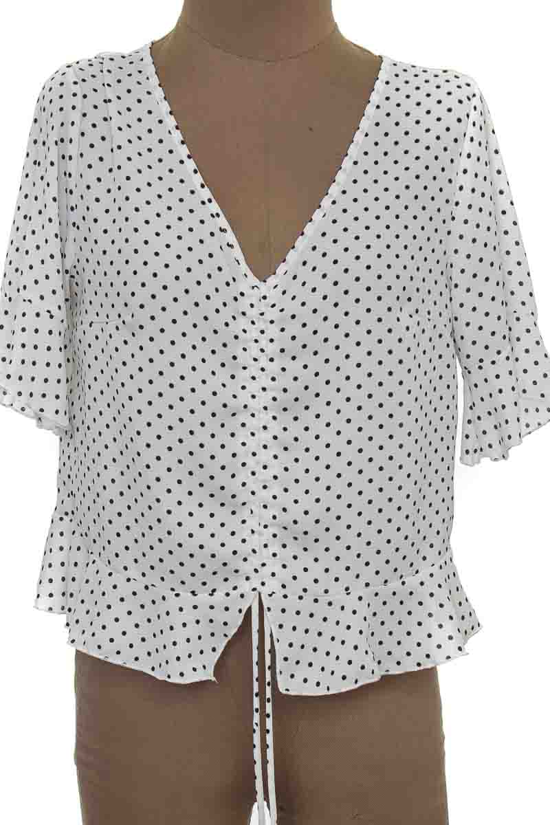 Blusa color Blanco - Peppermint