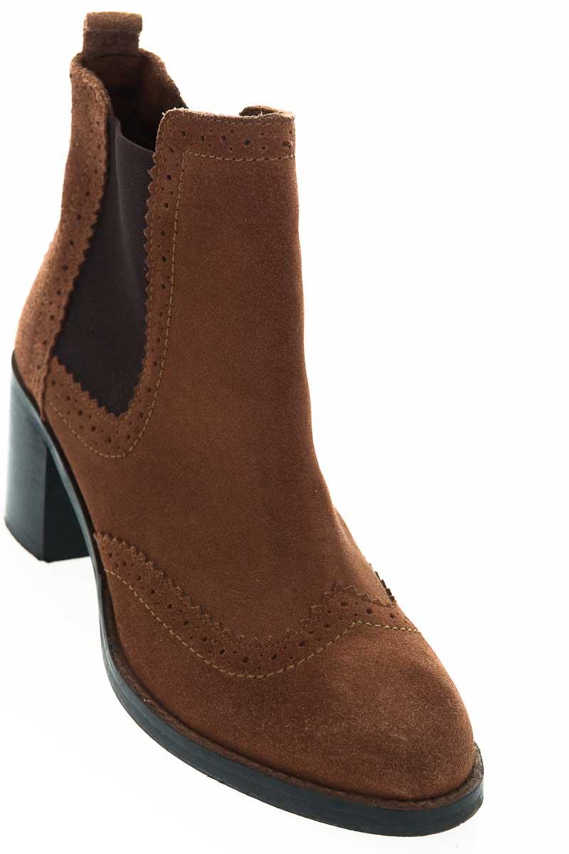 Zapatos color Café - Stradivarius