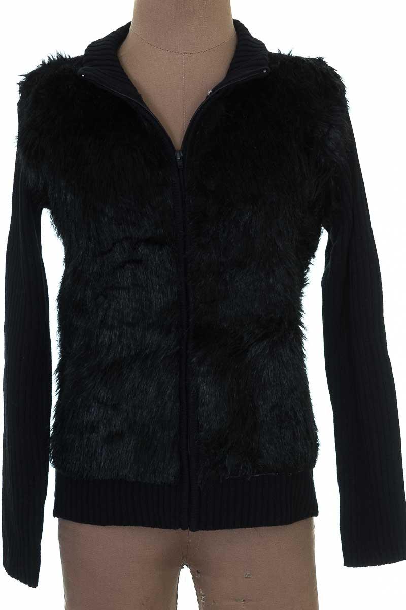 Sweater color Negro - Uno Core