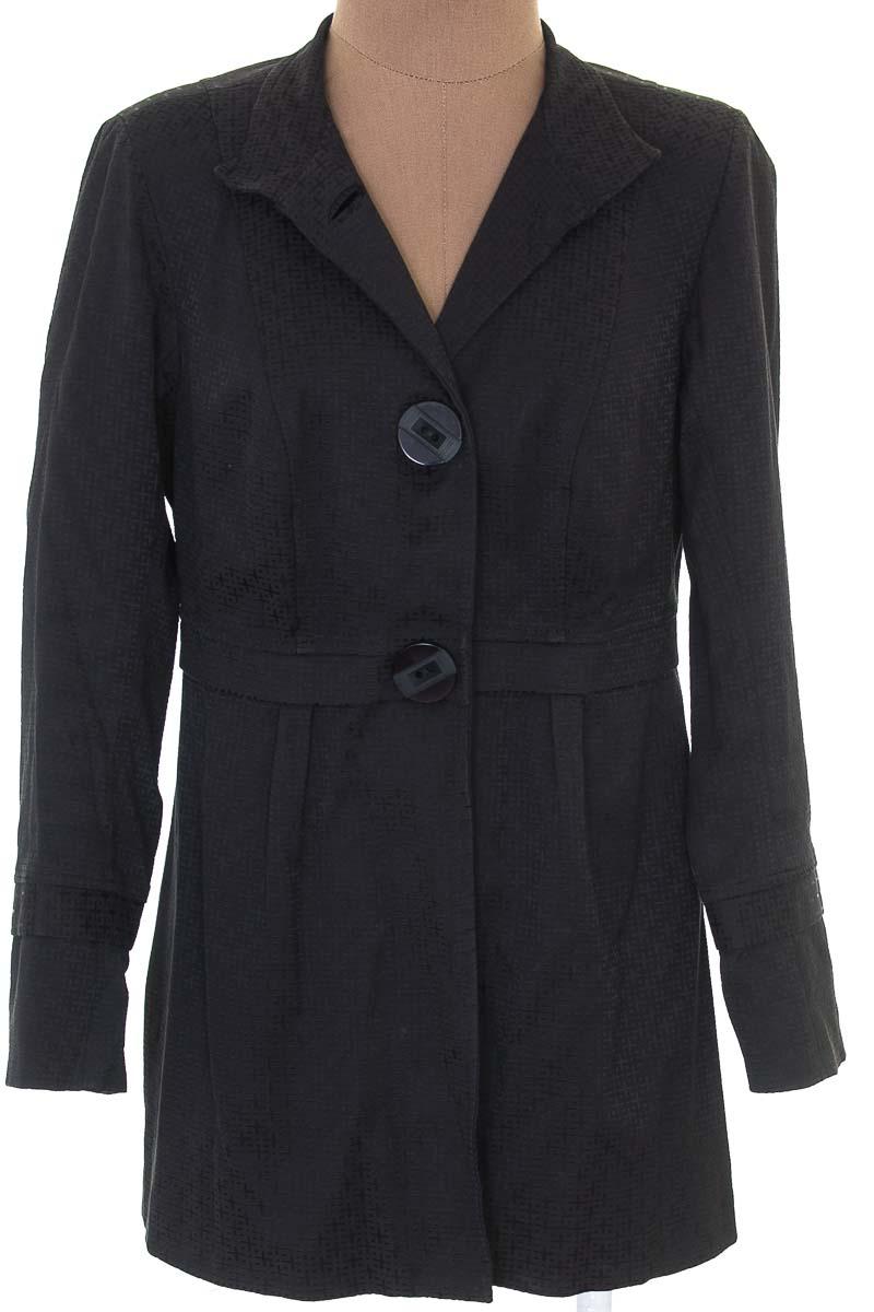 Chaqueta / Abrigo color Negro - Jackar