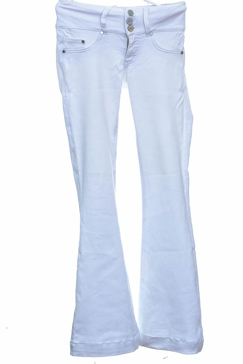 Pantalón color Blanco - Ebba