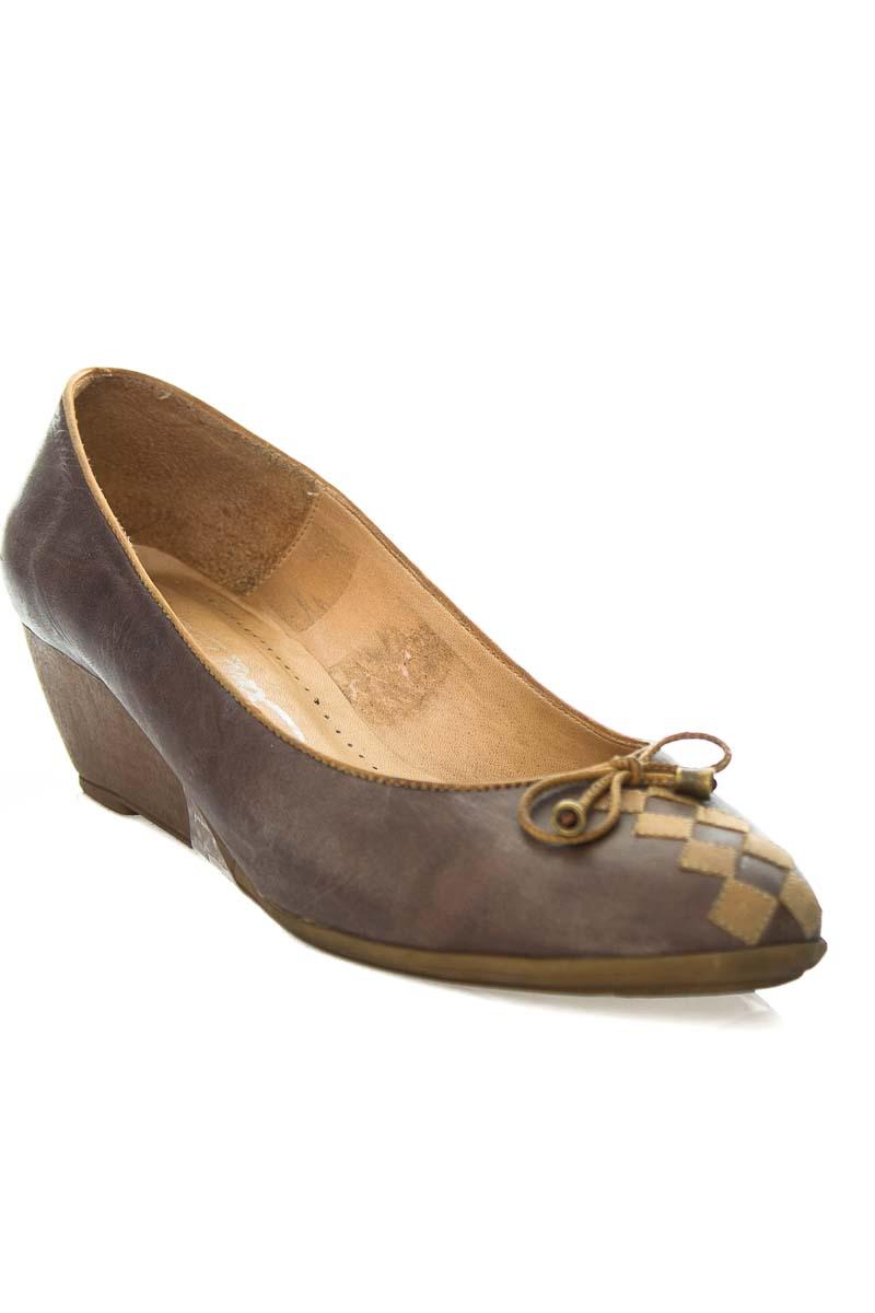 Zapatos color Café - San Basilio