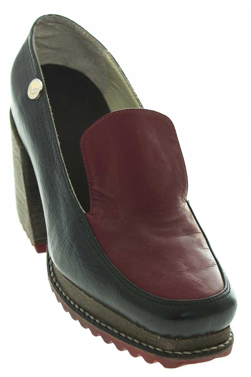 Zapatos Tacón color Negro - CHA CHA CHA